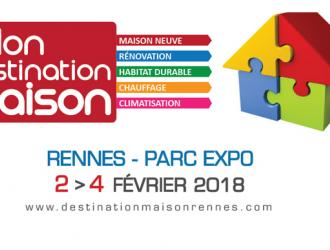 Salon destination maison rennes