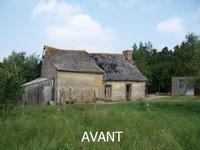 maison en campagne avant travaux - Rnovation Maison De Campagne