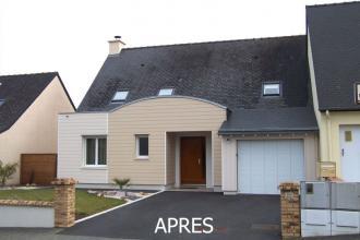 Vos projets d 39 extension de maison de rennes vitr et sur for Agrandissement maison rennes
